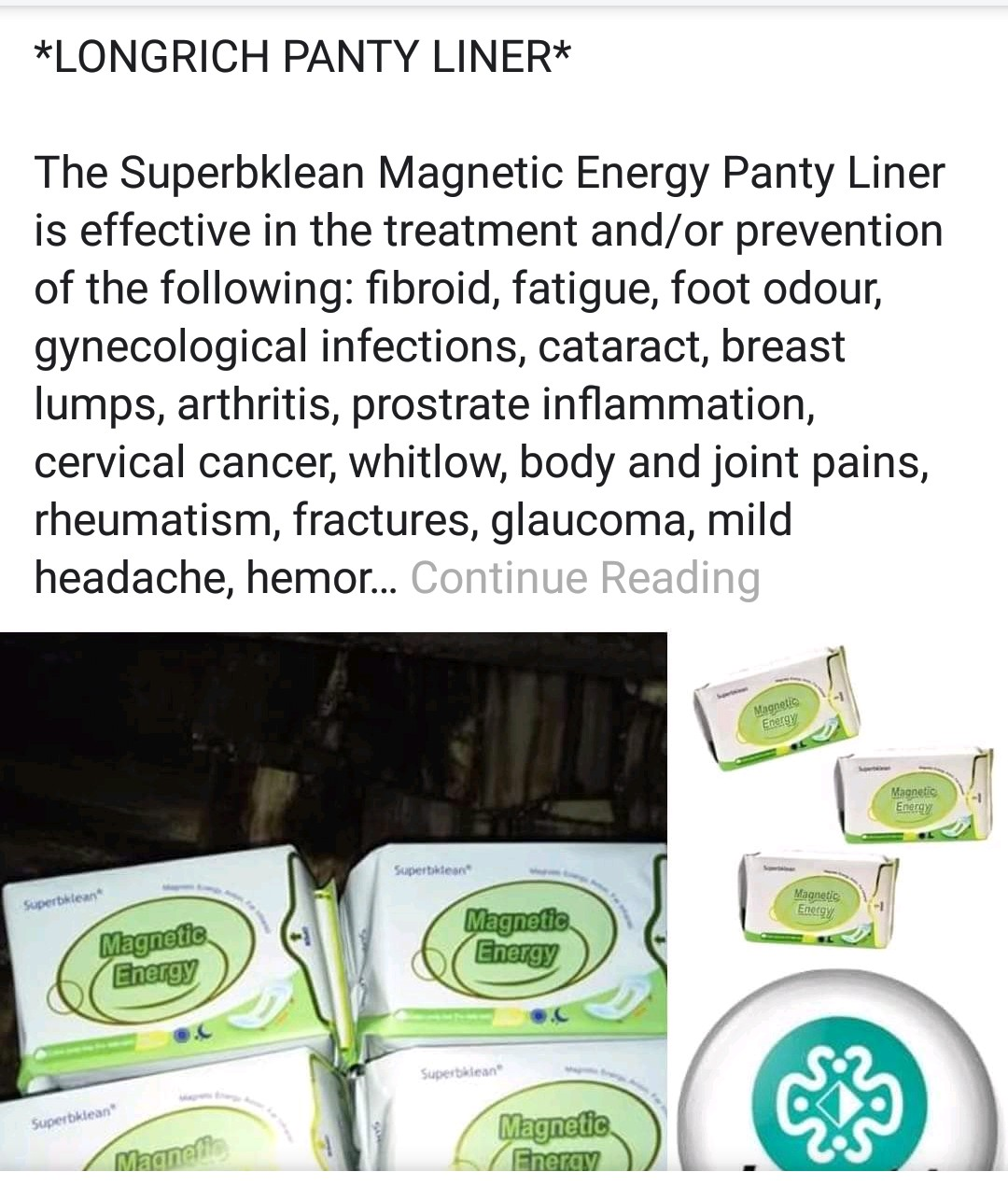 Long Rich Products Welcome To First Lady Blog Superbclean Magnetic Longrich Amazing Benefits Of