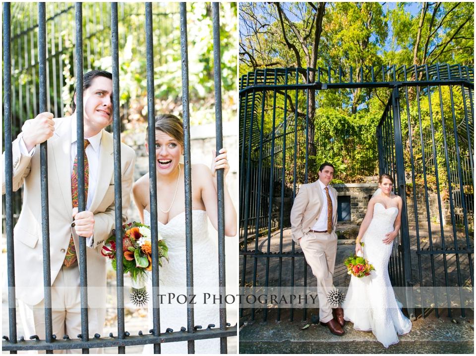 Maryland Zoo Wedding Baltimore