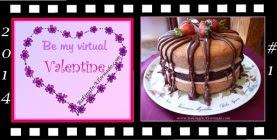 Be My Valentine | www.BakingInATornado.com | #MyGraphics