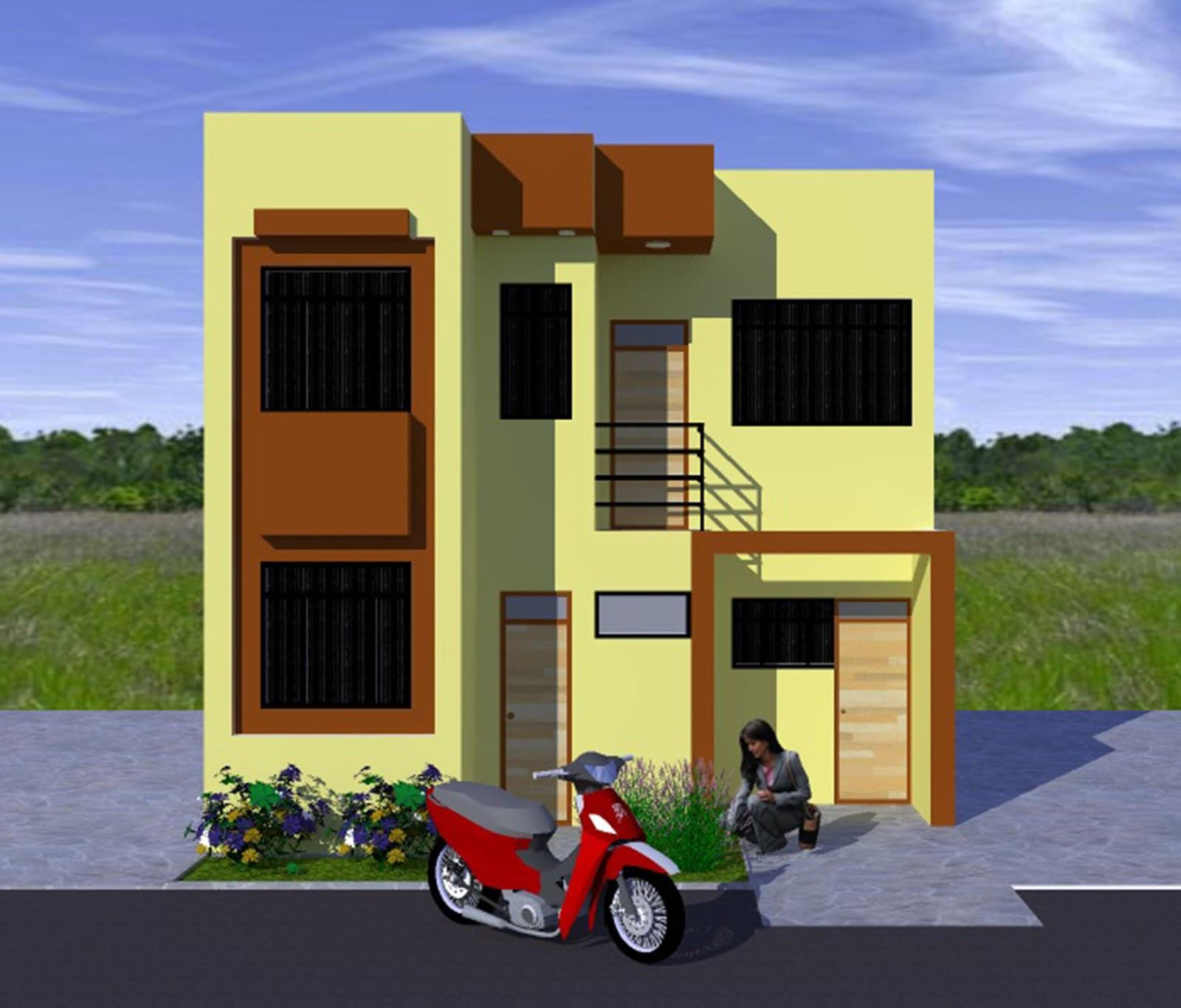 Fachadas Y Casas Magníficas Fachadas Para Casas Sencillas Y