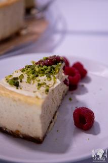 Pistazien-Cheesecake