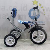 arava alfrex krom pernekel tongkat bmx baby tricycle