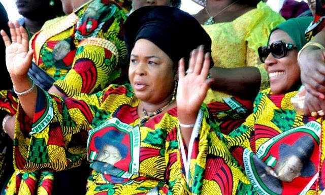 If Buhari wins, APC will jail Patience Jonathan