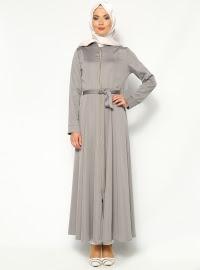 Model Baju Gamis Elegan Terbaru Trendy Dan Modern Gaya Masa Kini