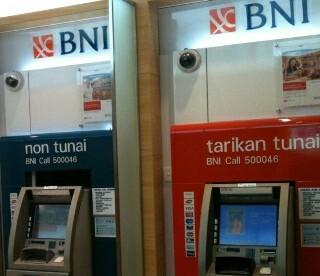 Tutorial Cara Melihat / Cek Saldo BNI Dengan Mesin ATM