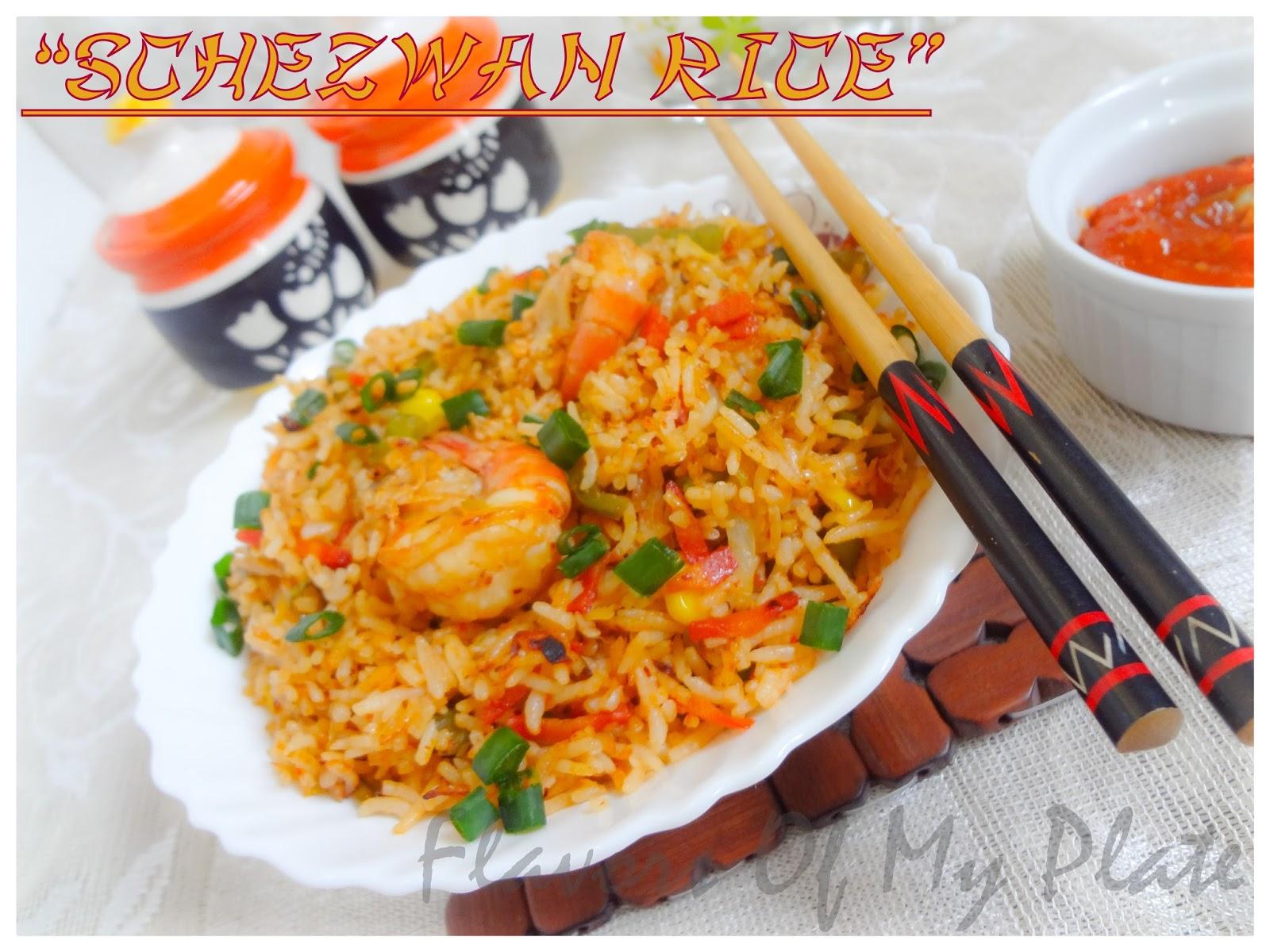 Chinese Food Schezwan Catus