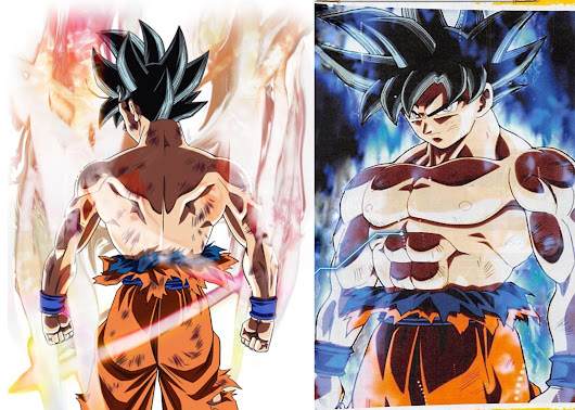 Dragon Ball Super: Revelada la nueva transformacion de Gokú