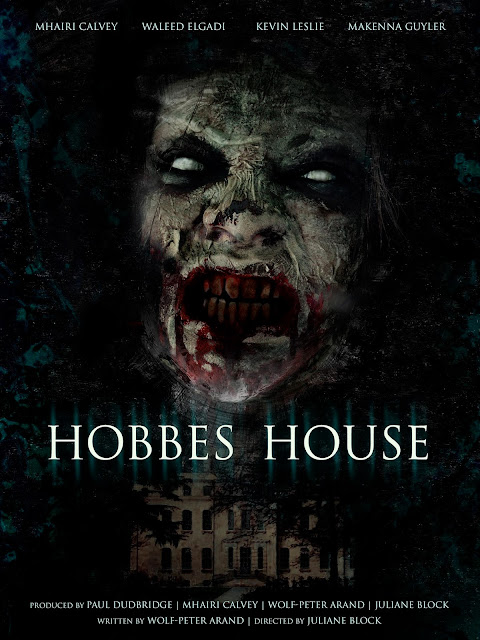 Hobbes House Poster