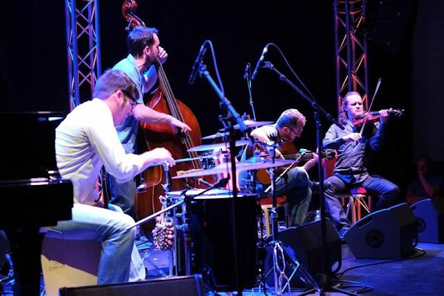 Delft Blues Festival em Amsterdã em fevereiro