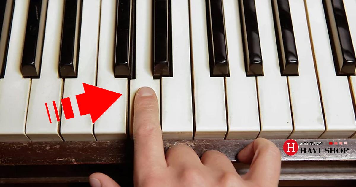 nốt nhạc bài jingle bell piano