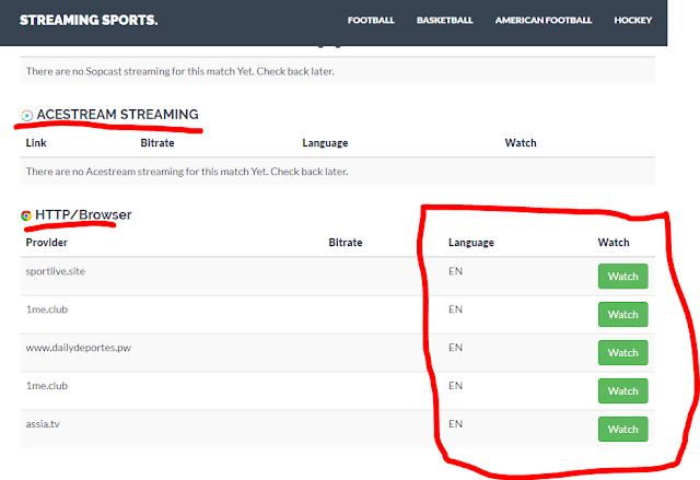 Streamingsports