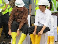 Jokowi Sebut Ahok Cerdas Lantaran Proyek Rp360 Miliar Ini Dibiayai Tanpa Pakai Dana dari APBD Jakarta
