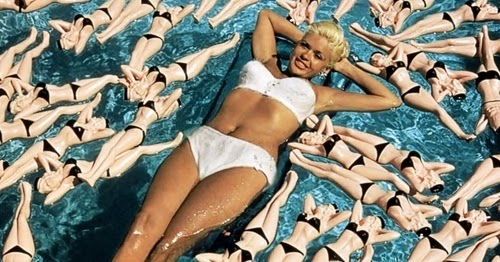 Vintage Everyday Jayne Mansfield Photographed By Allan