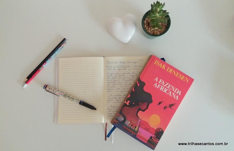 Livro A Fazenda Africana