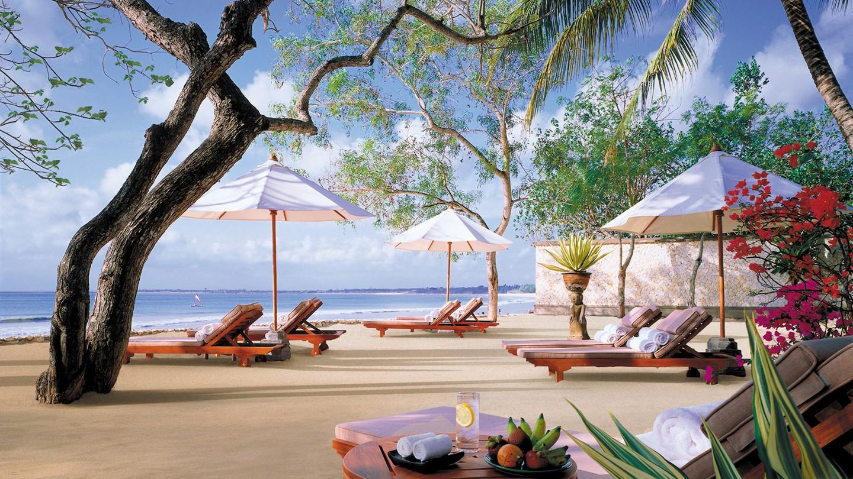 map-accommodation Westin Bali