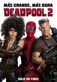 Deadpool 2 (2018) Pelicula Completa Online latino hd