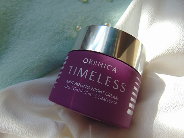 Orphica Timeless Anti-Ageing Night Cream