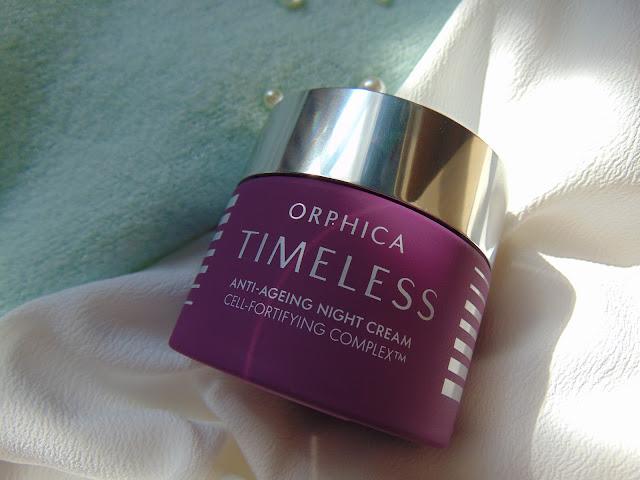 Orphica Timeless Anti-Ageing Night Cream