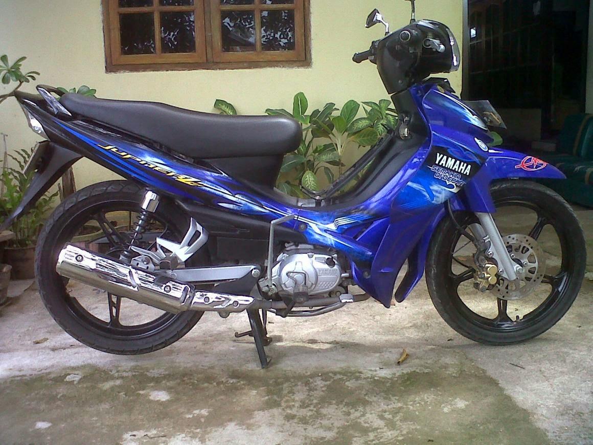 Kumpulan Foto Modifikasi Motor Yamaha Jupiter Z Terbaru