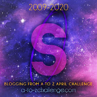 #AtoZChallenge 2020 Blogging from A to Z Challenge letter S