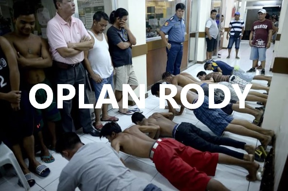 Youth group alarmed on 'Oplan RODY' implementation