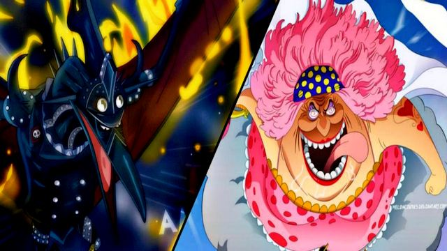 King The Wildfire Vs Big Mom