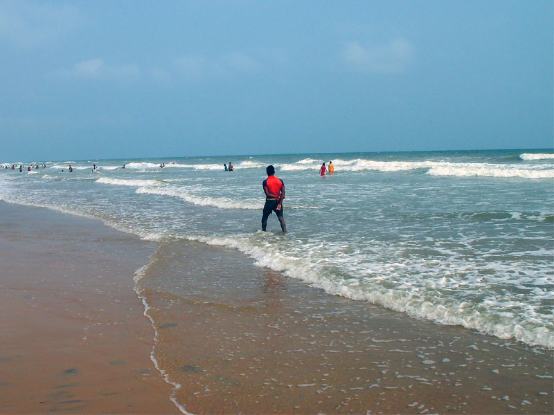 Explore Famous Beaches of Orissa
