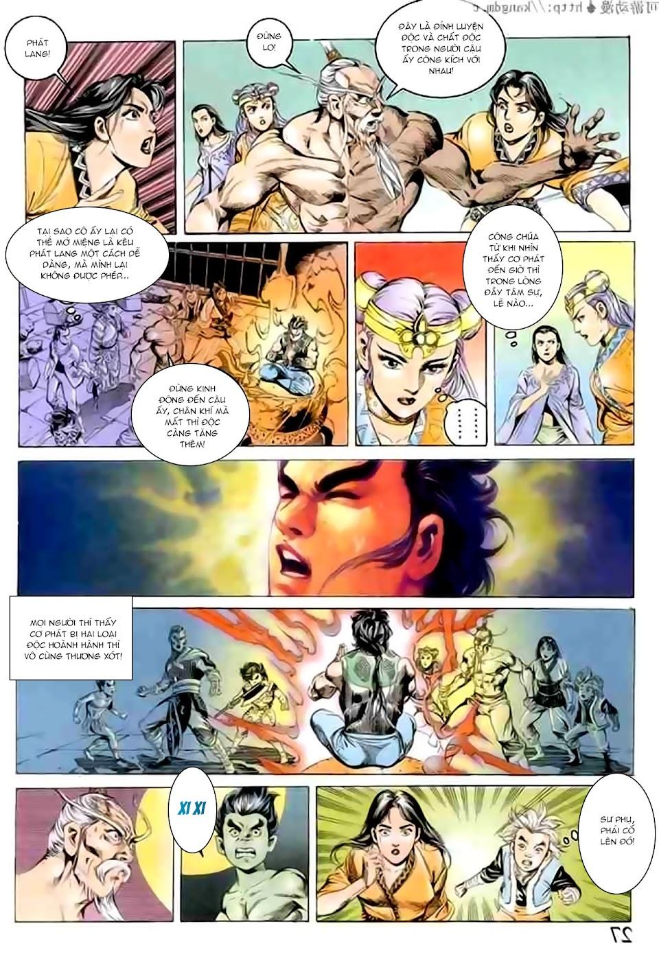 Cơ Phát Khai Chu Bản chapter 116 trang 28