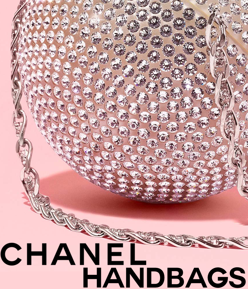 CHANEL SPRING/SUMMER 2018 ACCESSORIES