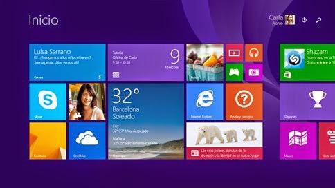 Boton inicio buscar buscar windows 81 update 1 - Windows 8.1 [Update Abril] [Español] [x32/x64] [2014] [ULD]