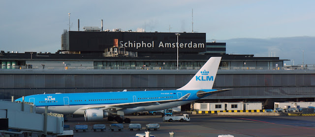 Aeroporto Schiphol em Amsterdã