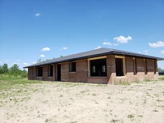 Greenbuilding passive solar earth house #christopher #saskatchewan