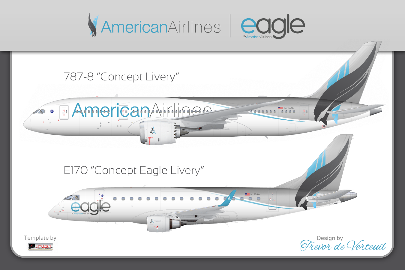 American Concept Livery Thoughts? - MS FSX | FSX-SE Forum - The