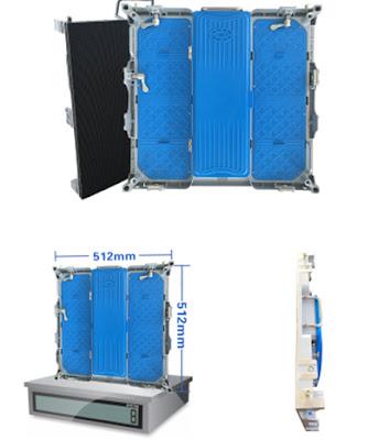 Cung cấp lắp đặt màn hình led p3 cabinet tại Phú Yên