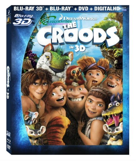 The Croods - 2013 720p Blu-Ray Dual-Audio