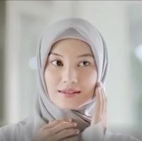 Pemeran cewek cantik Iklan Wardah Feel The Beauty terbaru