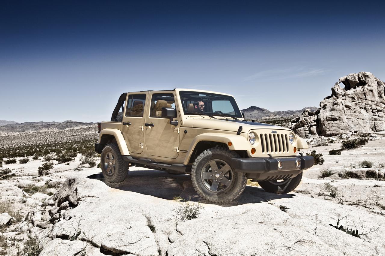 Jk Archives Jeep Wrangler Jk Special Edition Mojave 2011