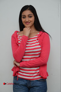 Telugu Actress Mouryani Latest Pos in Blue Denim Jeans  0045.JPG