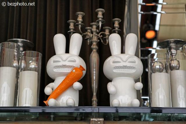 white rabbit ресторан фото