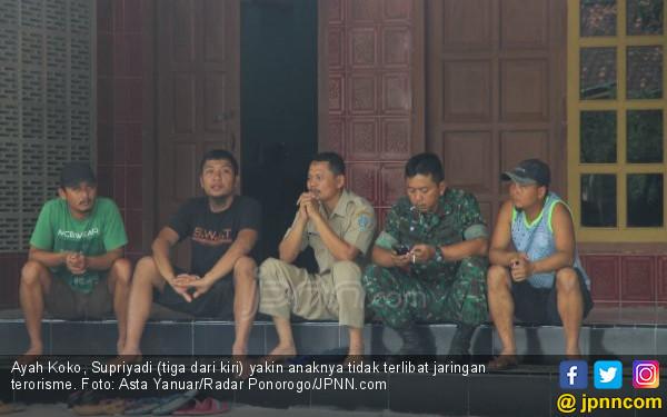 Koko, Anggota KOKAM Muhammadiyah yang Dibekuk Densus 88