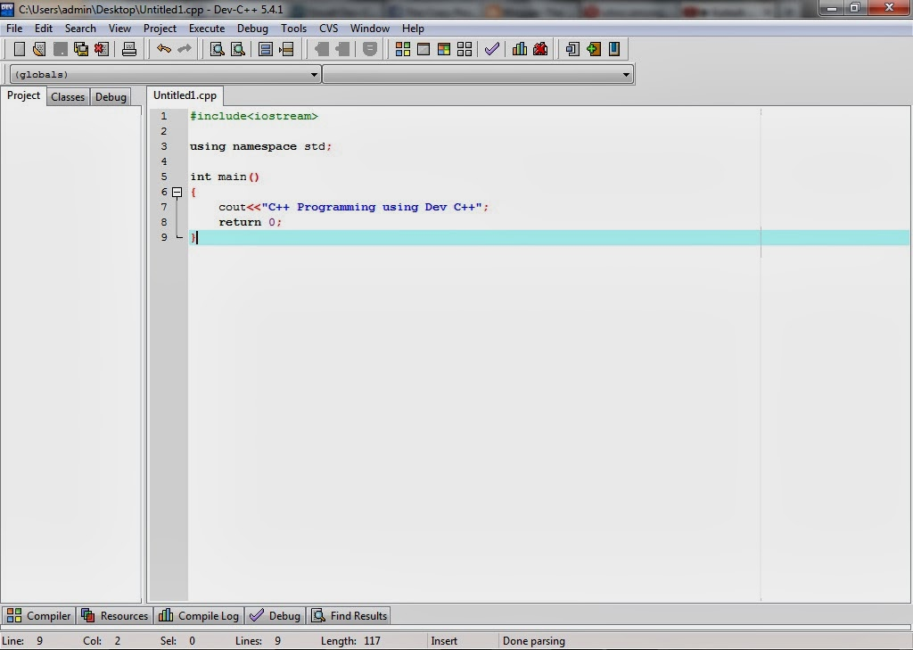 dev c++ 5.5 3 free download