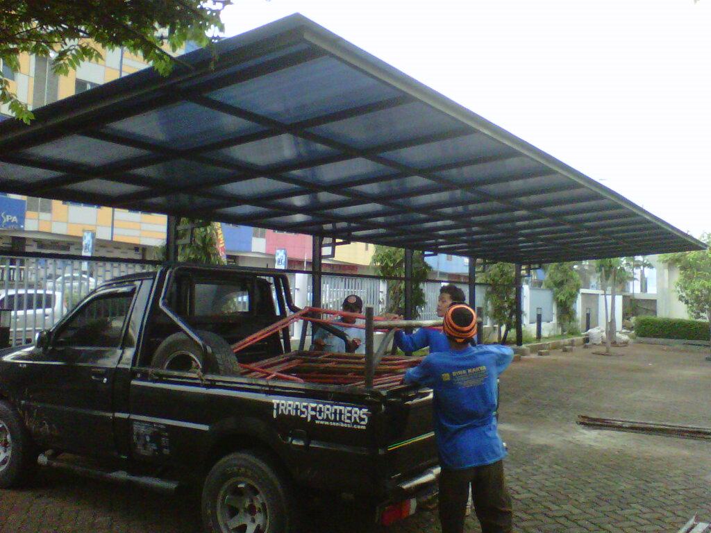 Gambar Kanopi Bahan Baja Ringan Canopy Carport,kanopi: Kanopy,kanopi,canopy Carport ...
