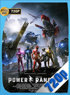 Power Rangers (2017) HD [720P] Latino [GoogleDrive] DizonHD