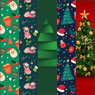 christmas wallpaper phone iphone