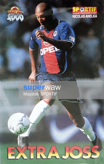 Nicolas Anelka (Paris Saint-Germain 2000)