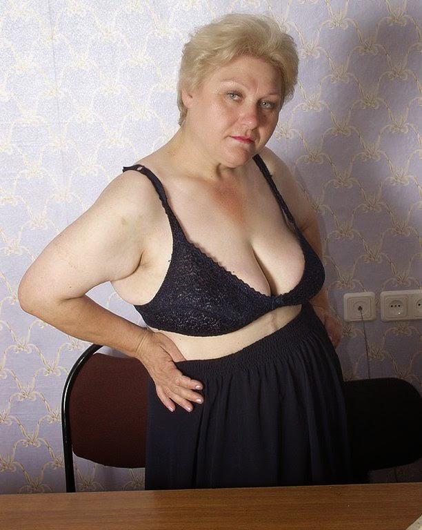 Fat Grannie Nude 86