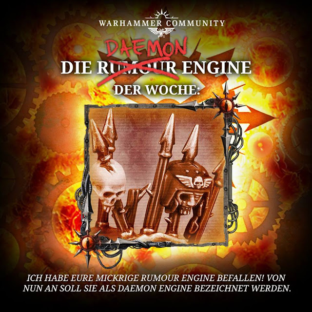 RUMOUR DAEMON ENGINE