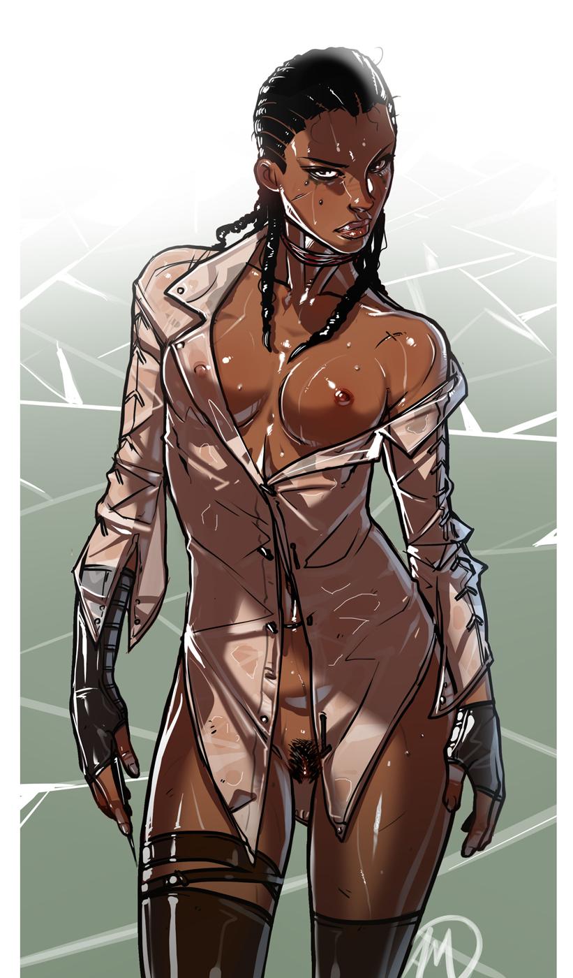 sexy assassin porn