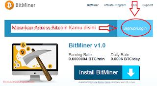 Otomatis dan Mudah Mencari Bitcoin saat ini