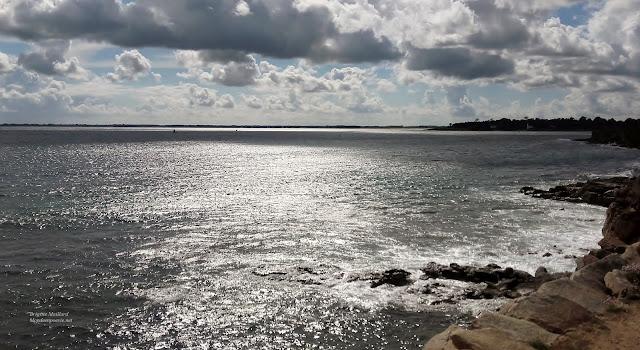 mer argentée en pays bigouden